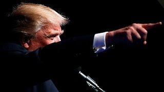 ترامب يتهجم على كلينتون في ولاية نيوهامشير وسط عائلته.. فيديو