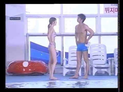 kongyu กงยูในกางเกงว่ายน้ำ ยาวตุงดีจัง