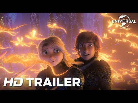 HOW TO TRAIN YOUR DRAGON: THE HIDDEN WORLD – Official free Full online (Universal Pictures) HD