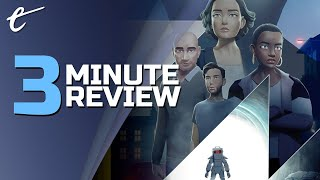 Last Stop | Review in 3 Minutes (Video Game Video Review)
