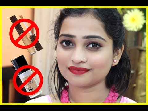 Thumbnail: No-Foundation, No-Concealer - Easy Makeup Tutorial/ INDIAN MOM ON DUTY