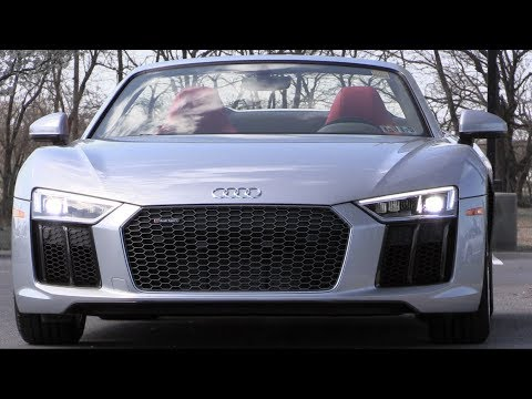 2018 Audi R8 Spyder: Review