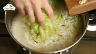 Суп из кабачков с рисом [Рецепты по-домашнему]