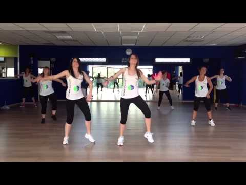 Kesha Pitbull - Timber , coreografia Zumba