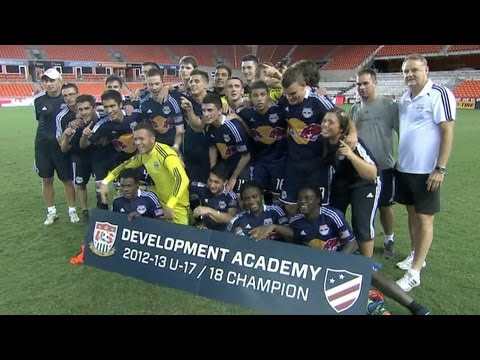 2013 Development Academy U1718 Championship: ShattuckSaint Mary's vs. New York Red Bulls
