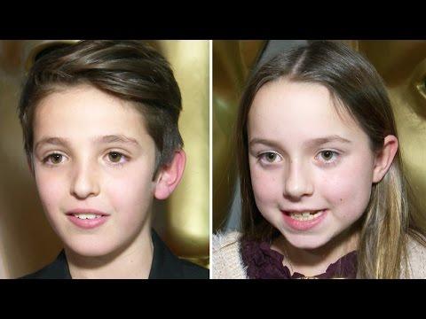 Topsy and Tim Interview BAFTA Children's Awards