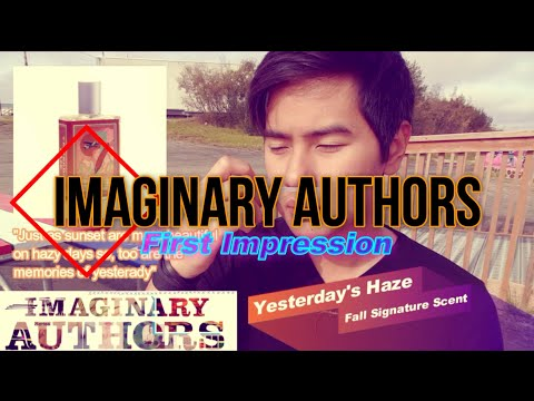 IMAGINARY AUTHORS (First Impression)