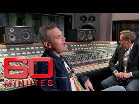 Robbie Williams' Exclusive Studio Performance | 60 Minutes Australia