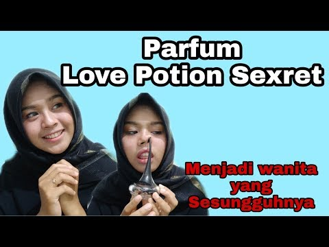 REVIEW PARFUM ORIFLAME - Love Potion Secrets Eau De Parfume