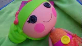 "Lalaloopsy at the park. ""Outside World 1"""