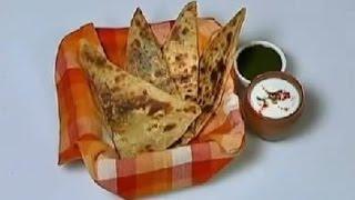 Mix Vegetables Methi Paratha - Nikhil Rastogi - Rasm-e-rasoi