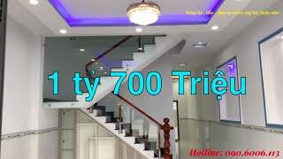 Bán Nhà Bình Chánh Quốc Lộ 50 Khu Đô Thị Tân Kim (5x20) Chỉ 1 tỷ 700 Triệu Sổ Hồng Riêng