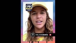 SURF WEB FILES WITH MELANIE GIUNTA FROM PERU