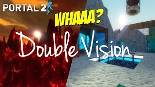 I'M CONFUSED AS F#%K!! | [Portal 2] Double Vision