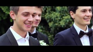 HOLLYWOOD WEDDING(Невероятно красивая свадебная сказка для влюбленных сердец. Их называли лучшей парой в Одессе, их свадьба..., 2014-05-01T19:47:36.000Z)