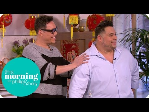 Gok Wan and His Brother Kwoklyn Teach Holly and Phillip How to Make Wonton Soup | This Morning