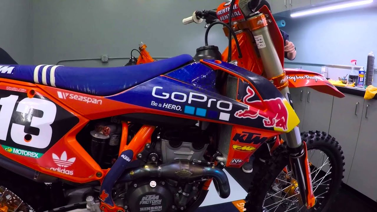Troy Lee Designs Ktm Graphics