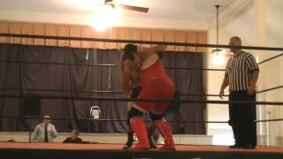 "Brett ""The Wolfman"" vs Black Heart Do CWM"