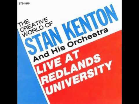 Stan Kenton Orch. - Here's That Rainy Day (Live at Redlands Univ.)
