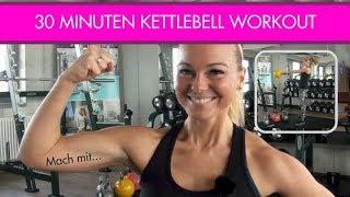 Kettlebell Workout für zuhause - Ganzkörpertraining