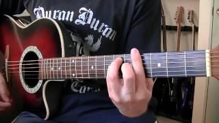 Francisca Valenzuela | Que Sería | Guitar Cover