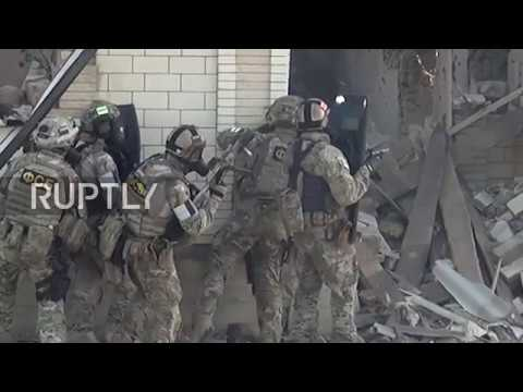 Russia: Three militants killed during counter-terrorism op i