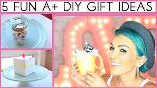 5 DIY Gift Ideas That Might Get You An A+ Thumbnail