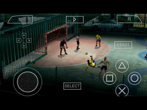 DOWNLOAD GAME FIFA STREET 2 PPSSPP (219 MB TANPA EKSTRAK)