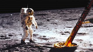 How did they broadcast live TV from the Moon?