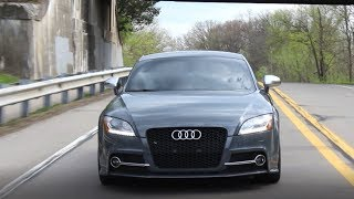Audi TTS Roadster competition 2014 Videos