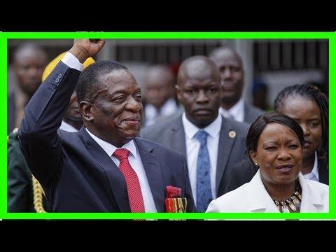 World News - Hydraulic mnangagwa has the tools to rebuild zimbabwe-but will he use them?