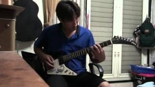 韋禮安 狼 電吉他solo版