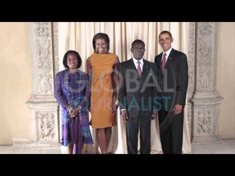 Obama photo shows oil talks for Equatorial Guinea, says Kanhema
