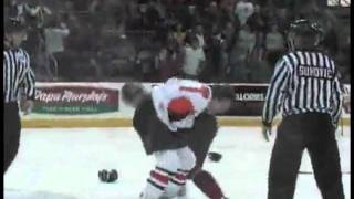 4-3 Final [O.T] | Wenatchee Wild Vs Dawson Creek Rage 12/2/11