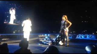 beyonce jay z forever young on the run tour toronto