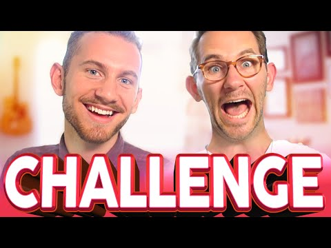 HOW WELL DO YOU KNOW ME CHALLENGE | Matthias & J-FRED
