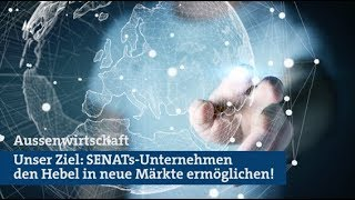 SENAT DER WIRTSCHAFT - Aktivitäten 2017: Aussenwirtschaft