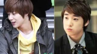 FACE OFF! taemin(shinee) vs. kevin(u-kiss)