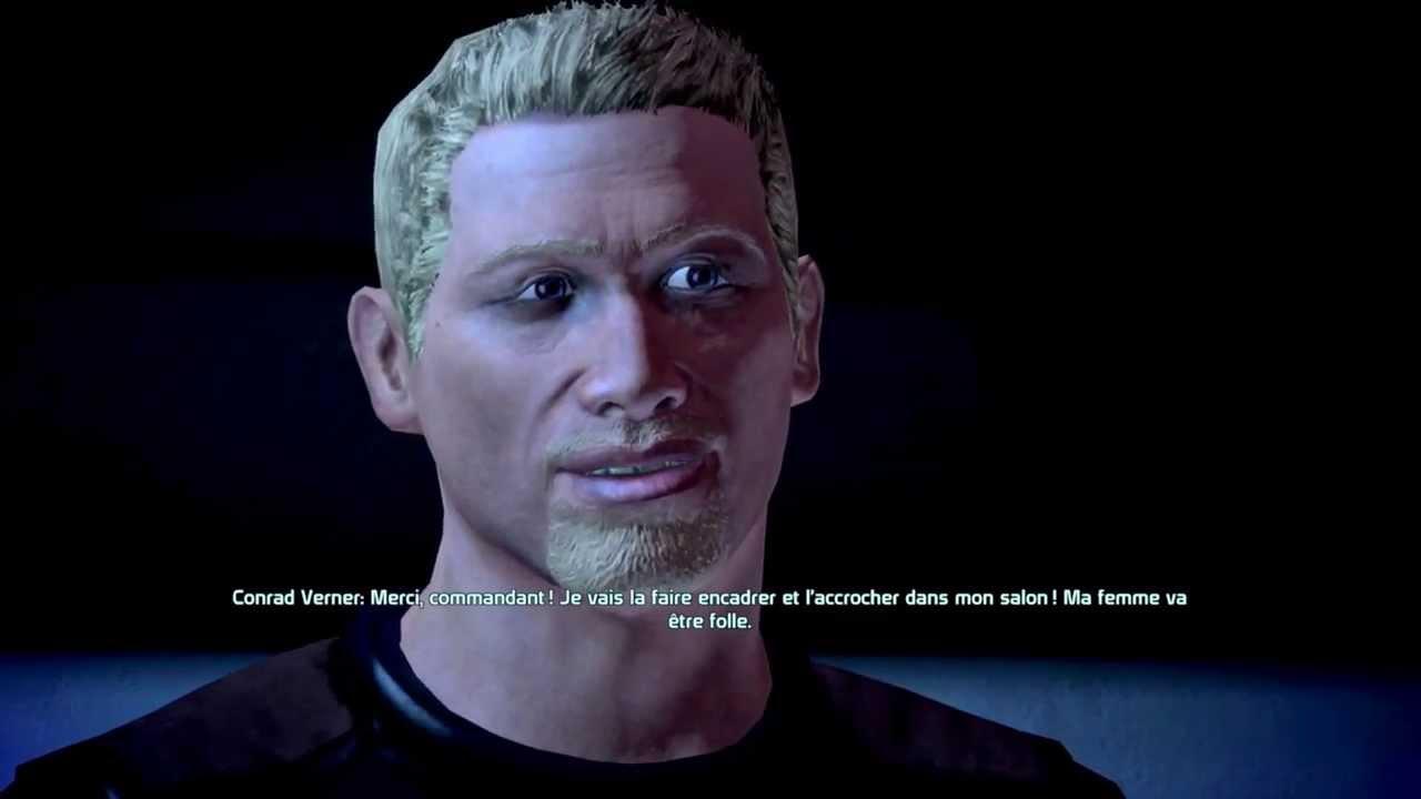 Mass Effect : Conrad Verner
