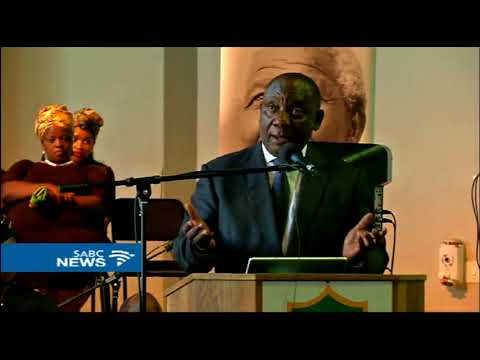 President Ramaphosa lauds SANDF for their service to the citizens