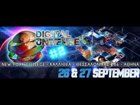 Ranting Greek Gamer's - DIGITAL UNIVERSE 2 EVENT!!!!