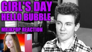 Girl's Day Hello Bubble Reaction / Review - MRJKPOP ( 걸스데이 )