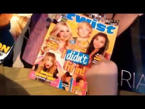 Massive poster, magazine and more Trade video!!