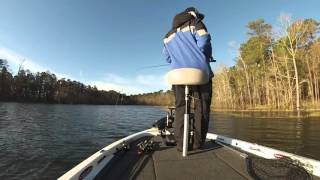 Repeat youtube video Bass Champs Jan. 2016 Sam Rayburn. ProLineLures,Power pole,Kistler Rods,Towtector,BassaddictionGear,