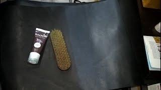 изделия из кожи ручной работы.Чем и как обработать кожу.для начинающих