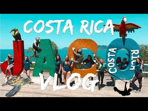 SEA TURTLE TAGGING In COSTA RICA!!