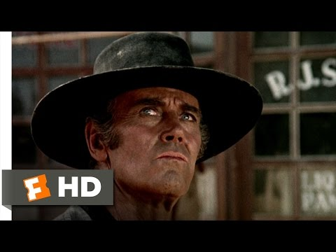 Once Upon a Time in the West 58 Movie   That Strange Sound Right Now 1968 HD