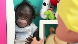 ⚡ Coco tiene miedo a las tormentas 👶 - Bebés de Juguetes