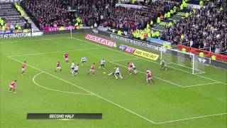 DERBY COUNTY 1-2 FOREST | Match Highlights 2014/15