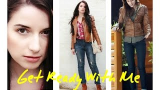 Get Ready With Me //  Bella Swan Twilight outfit